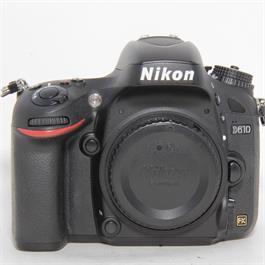 Used Nikon D610 Body Boxed thumbnail