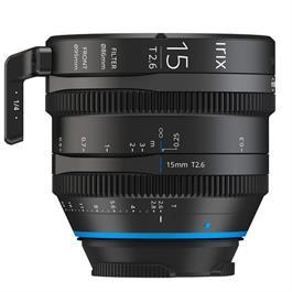 Irix 15mm T2.6 Cine Lens - Sony FE thumbnail