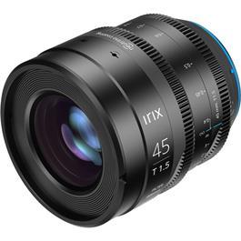 Irix 45mm T1.5 Cine Lens - Canon EF thumbnail