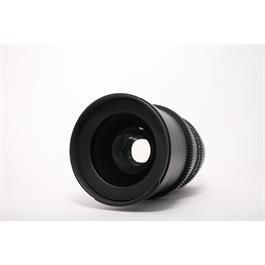 Used Samyang 35mm T/1.5 VDSLR II Sony E Thumbnail Image 1