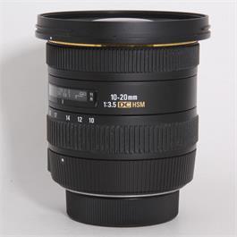 Used Sigma 10-20mm f/3.5 DC EX HSM - Nikon thumbnail