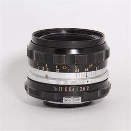 Nikon Used Nikkor H-C 50mm f/2 thumbnail