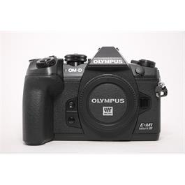 Used Olympus E-M1 Mark III thumbnail
