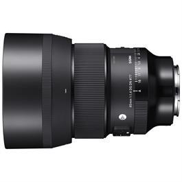 Sigma 85mm f/1.4 DG DN Art Lens Sony E thumbnail