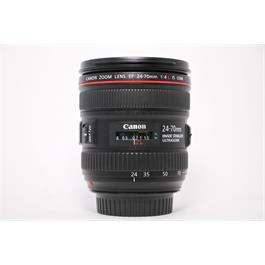Used Canon 24-70mm F/4L IS USM thumbnail