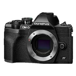 Olympus OM-D E-M10 Mark IV Camera Body Black thumbnail