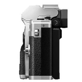 Olympus OM-D E-M10 IV Camera Silver Body Thumbnail Image 1