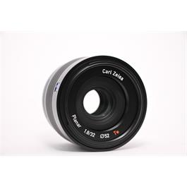 Used Zeiss Touit 32mm F/1.8 Sony E mount Thumbnail Image 1