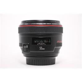 Used Canon 50mm F/1.2L USM thumbnail