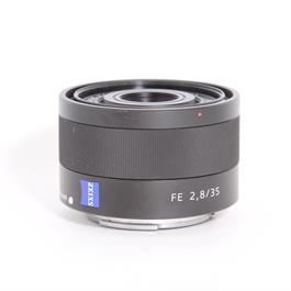 Used Sony 35mm f/2.8 ZA Sonnar T* (FE) thumbnail