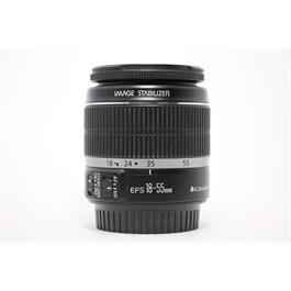Used Canon 18-55mm F/3.5-5.6 IS thumbnail