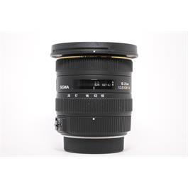 Used Sigma 10-20mm F/3.5 Pentax fit thumbnail