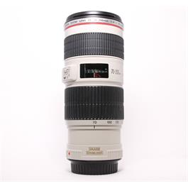 Used Canon 70-200 F/4L IS USM thumbnail