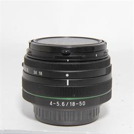 Used Pentax 18-50mm f4-5.6 DC WR RE Lens thumbnail