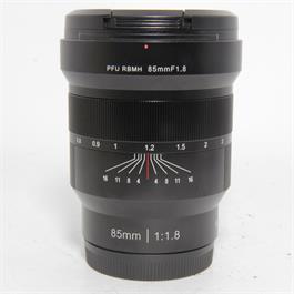 Used Viltrox 85mm f1.8 Lens Sony E Mount thumbnail