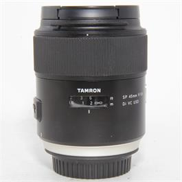 Used Tamron 45mm F1.8 VC Lens Canon Fit thumbnail