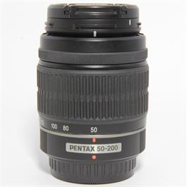 Used Pentax 50-200mm f4-5.6 ED Lens thumbnail