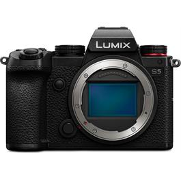 Panasonic Lumix S5 Full Frame L-Mount Mirrorless Camera Thumbnail Image 0