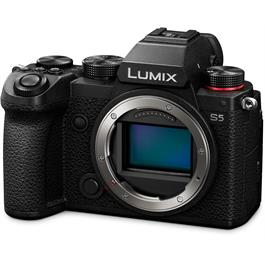 Panasonic Lumix S5 Full Frame L-Mount Mirrorless Camera Thumbnail Image 1