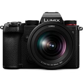 Panasonic Lumix S5 Full-Frame Camera With S 20-60mm f/3.5-5.6 Lens Kit Thumbnail Image 1