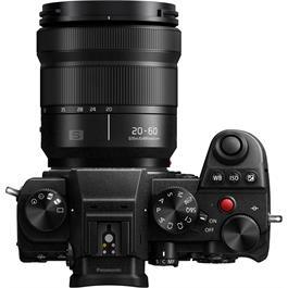 Panasonic Lumix S5 Full-Frame Camera With S 20-60mm f/3.5-5.6 Lens Kit Thumbnail Image 3