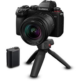 Panasonic Lumix S5 Camera With S 20-60mm Lens And Tripod Grip Kit thumbnail
