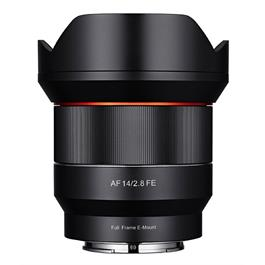 Samyang 14mm f/2.8 AF- Sony E Open Box thumbnail