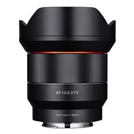 Samyang 14mm f/2.8 AF- Sony E Open Box thumbnail