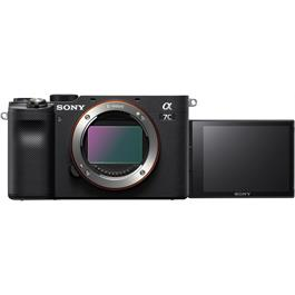 Sony a7C Full Frame Mirrorless Camera Body In Black Thumbnail Image 2