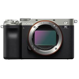 Sony a7C Full Frame Mirrorless Camera Body In Silver thumbnail
