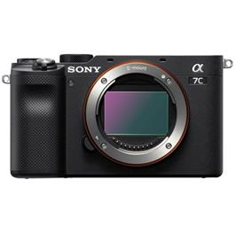 Sony a7C Full Frame Mirrorless Camera Body In Black Thumbnail Image 0