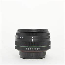 Used Pentax 18-50mm F/4-5.6 HD DA DC WR thumbnail