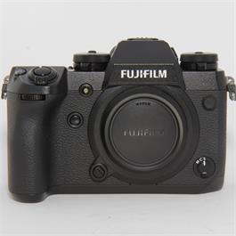 Fujifilm Used Fuji X-H1 Body Boxed thumbnail