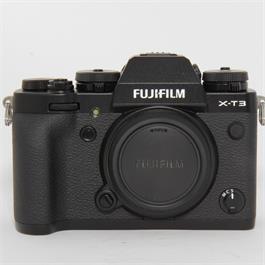 Used Fujifilm X-T3 Black Body Boxed thumbnail