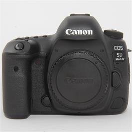 Used Canon 5D MK IV Body Boxed thumbnail