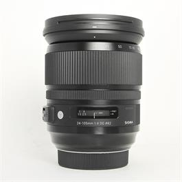 Used Sigma 24-105mm F/4 Sony A fit thumbnail