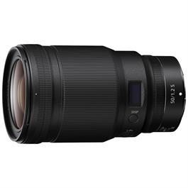 Nikon Nikkor Z 50mm f/1.2 S Prime Lens thumbnail