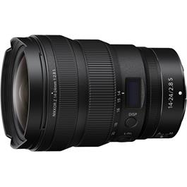 Nikon Nikkor Z 14-24mm f/2.8 S Ultra Wide Angle Zoom Lens thumbnail