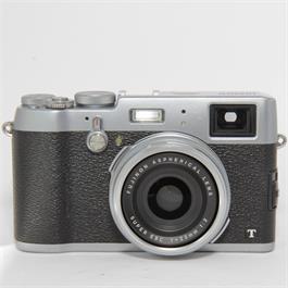 Used Fujifilm X100T Compact Camera Silve thumbnail