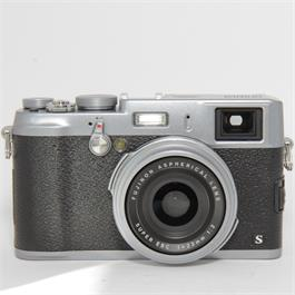 Fujifilm Used Fuji X100s Compact Camera Silver thumbnail