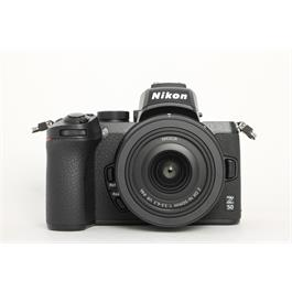 Used Nikon Z50 with 16-50mm F/3.5-6.3 VR thumbnail
