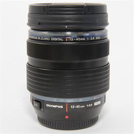 Used Olympus 12-40mm F2.8 Pro lens thumbnail