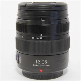 Used Panasonic 12-35mm f2.8 II Lens thumbnail