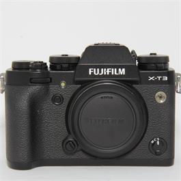 Fujifilm Use Fuji X-T3 Body Black Boxed thumbnail