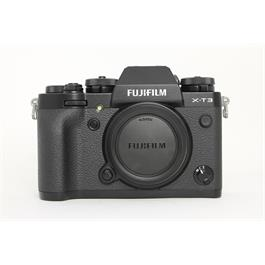 Used Fujifilm X-T3 thumbnail