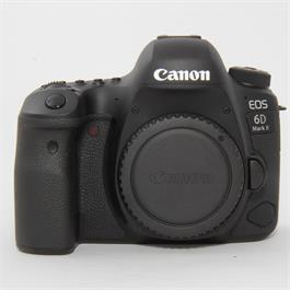 Used Canon 6D MKII Body Boxed thumbnail