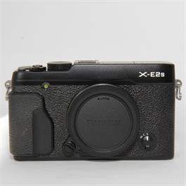 Fujifilm Used Fuji X-E2s Body Black Boxed thumbnail