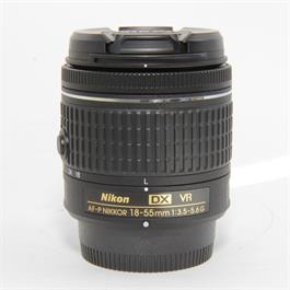 Used Nikon AF-P 18-55mm f3.5-5.6G Lens thumbnail