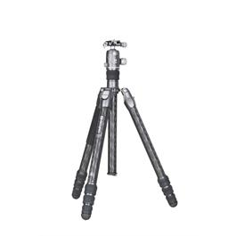 Benro Rhino Carbon Fiber Three Series Travel Tripod with VX30 Head thumbnail