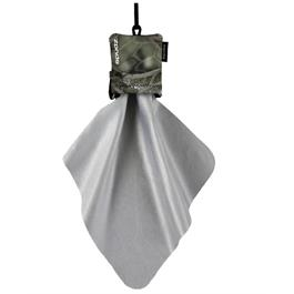 Spudz 10 x 10 Ultra Lens Cloth In Pouch (Vanish Olive) thumbnail